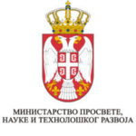 Ministry of Education and Science logo